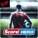 لعبة سكور هيرو لهواتف الاندرويد و الايفون Score Hero احدث اصدار
