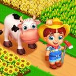 تحميل لعبة المزرعة السعيدة احدث اصدار للموبايل للاندرويد والايفون