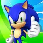 تحميل لعبة سونيك داش sonic dash apk mod للموبايل أحدث اصدار