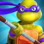 تحميل لعبة سلاحف النينجا للاندرويد apk أحدث اصدار TMNT