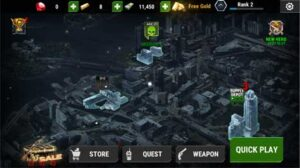 Download dead target zombie game android apk